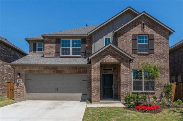 237 Black Alder Drive, Fort Worth, TX 76131 (MLS #13822496) :: Team Hodnett