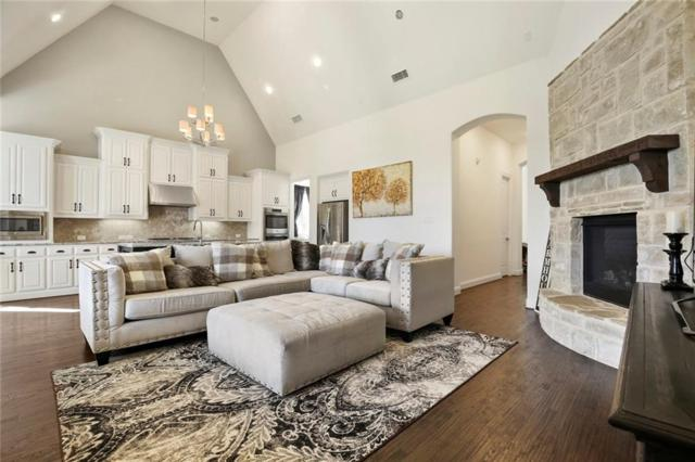 4461 Crossvine Drive, Prosper, TX 75078 (MLS #13822502) :: Magnolia Realty