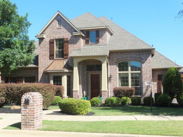 10216 Bowling Green Drive, Frisco, TX 75035 (MLS #13822573) :: Team Hodnett