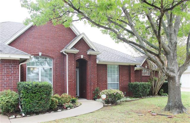 8 Waterwood Court, Mansfield, TX 76063 (MLS #13823256) :: Keller Williams Realty