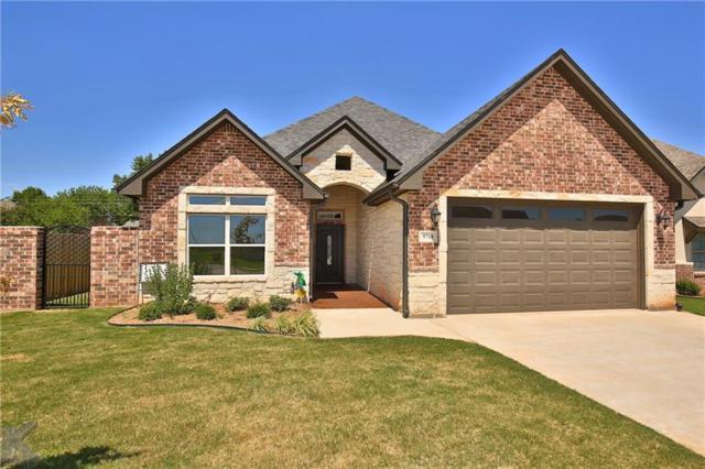 5718 Legacy Drive, Abilene, TX 79606 (MLS #13823414) :: Team Hodnett