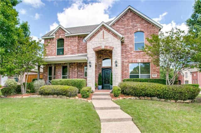 5624 Hidden Creek Lane, Frisco, TX 75034 (MLS #13823858) :: Kindle Realty