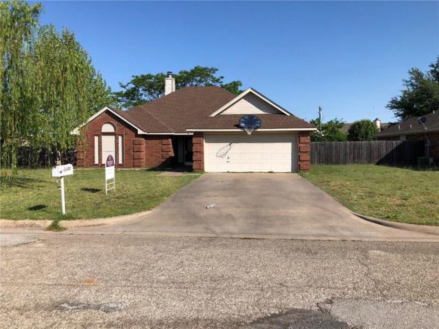 1507 Saddle Creek Court, Granbury, TX 76048 (MLS #13824310) :: Magnolia Realty