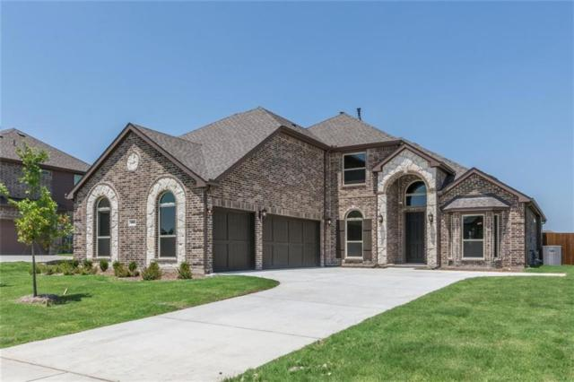 413 Llano Drive, Forney, TX 75126 (MLS #13824417) :: The Real Estate Station