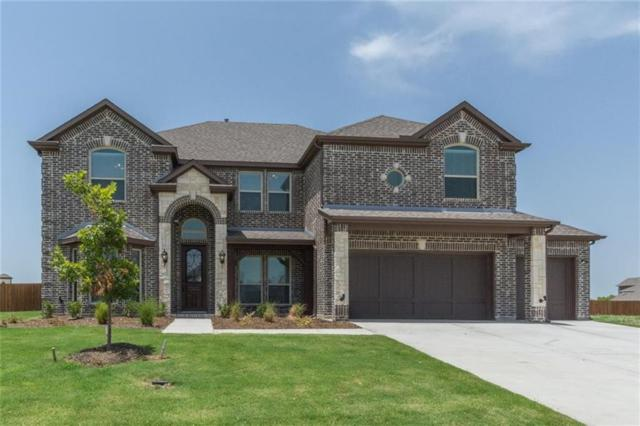 413 Anderson Lane, Forney, TX 75126 (MLS #13824428) :: Team Hodnett