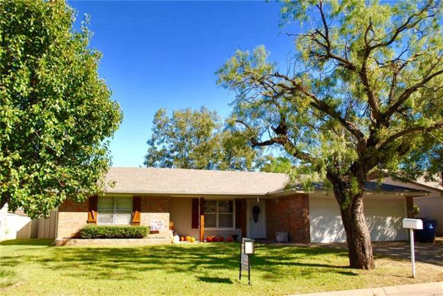 1501 Fairway, Graham, TX 76450 (MLS #13824839) :: Team Hodnett