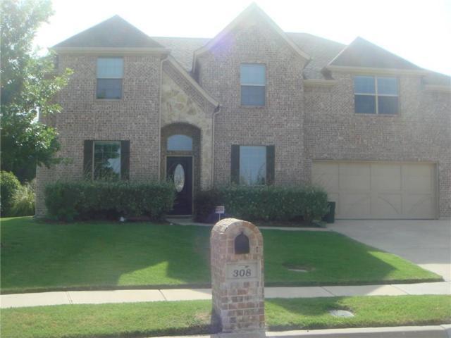 308 Caladium Court, Mansfield, TX 76063 (MLS #13825423) :: Team Hodnett