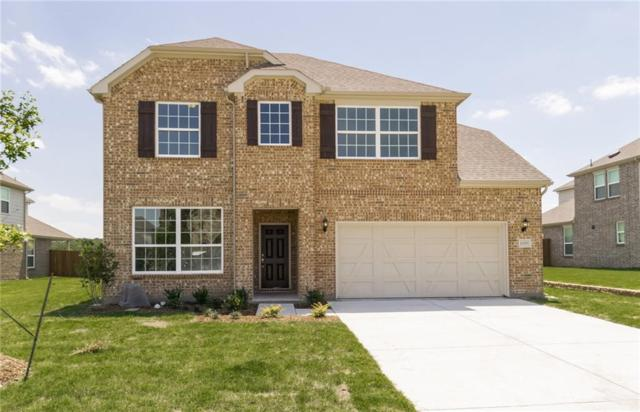 6509 Meandering Creek Drive, Denton, TX 76226 (MLS #13825665) :: Team Hodnett