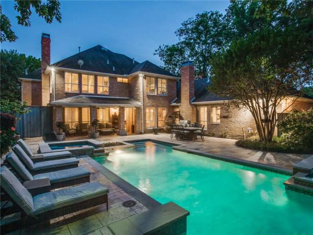 6511 Aberdeen Avenue, Dallas, TX 75230 (MLS #13827802) :: Robbins Real Estate Group