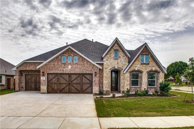 5025 Marble Falls Drive, Denton, TX 76226 (MLS #13827857) :: Real Estate By Design