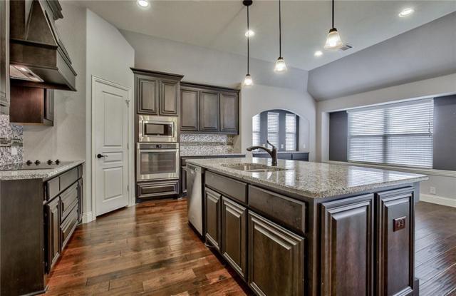424 Ben Street, Crowley, TX 76036 (MLS #13828005) :: Team Hodnett