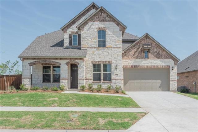 12328 Haskell Street, Frisco, TX 75035 (MLS #13829159) :: Team Hodnett