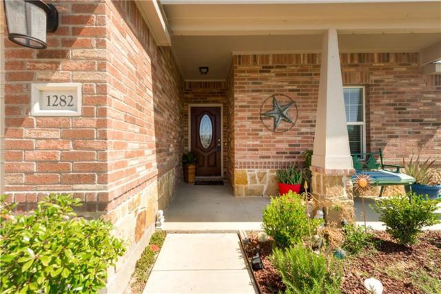 1282 Boxwood Lane, Burleson, TX 76028 (MLS #13829314) :: Team Hodnett