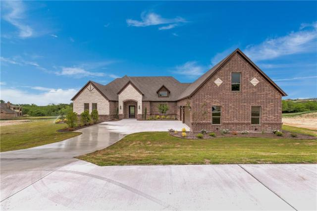 125 Signature Court, Weatherford, TX 76087 (MLS #13829365) :: The Chad Smith Team