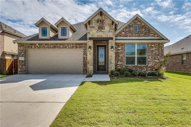 521 Anthony Street, Crowley, TX 76036 (MLS #13829592) :: The Mitchell Group