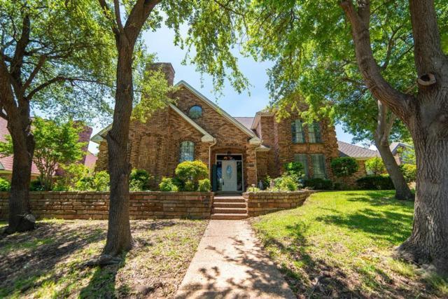 1812 Glenbrook Court, Bedford, TX 76021 (MLS #13829708) :: Team Hodnett