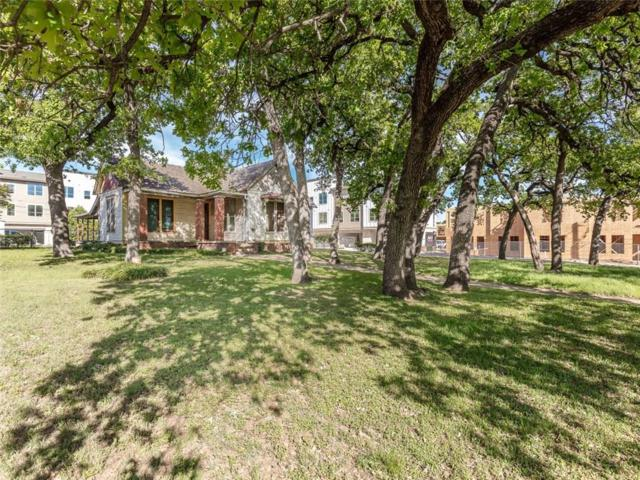 823 Samuels Avenue, Fort Worth, TX 76102 (MLS #13829800) :: Team Hodnett