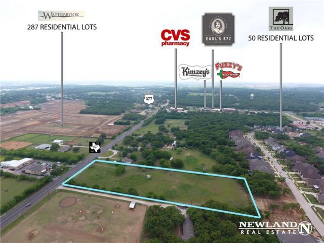 409 Fm 407 E, Argyle, TX 76226 (MLS #13832262) :: The Real Estate Station