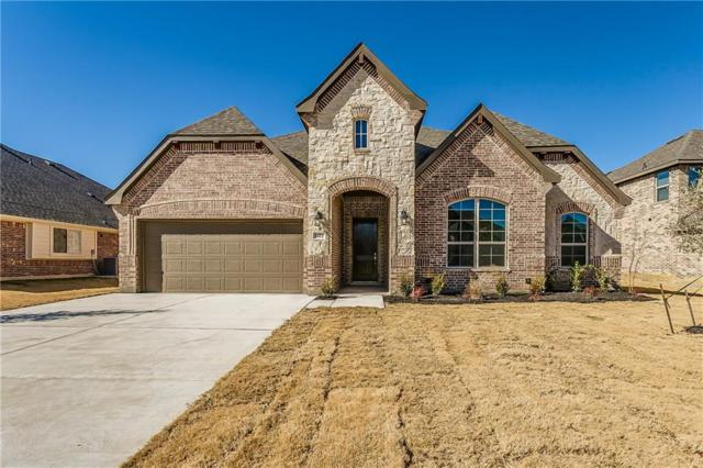 1412 Steve Drive, Crowley, TX 76036 (MLS #13832294) :: The Mitchell Group
