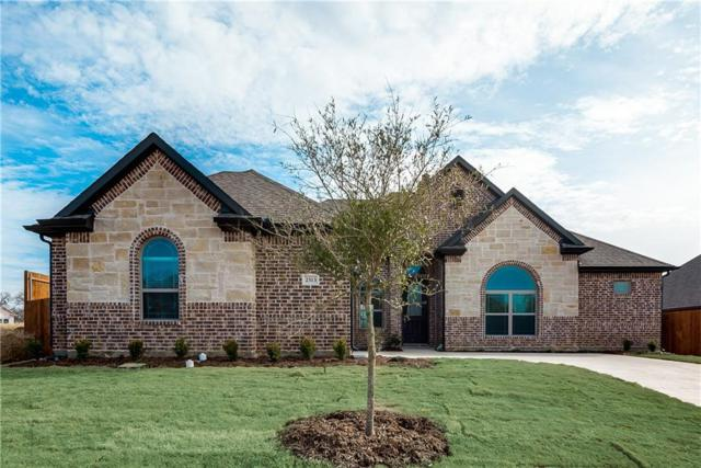2513 Pinyon Hills Court, Burleson, TX 76058 (MLS #13832432) :: The Mitchell Group