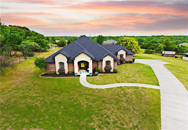 103 Sandy Creek Trail, Weatherford, TX 76085 (MLS #13832483) :: Team Hodnett