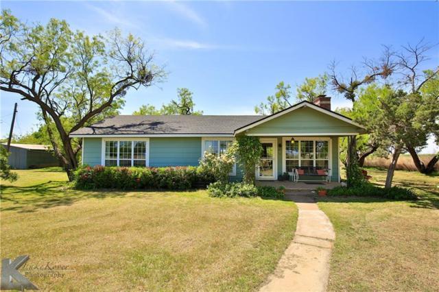 4569 County Road 428, Hawley, TX 79525 (MLS #13833147) :: Magnolia Realty