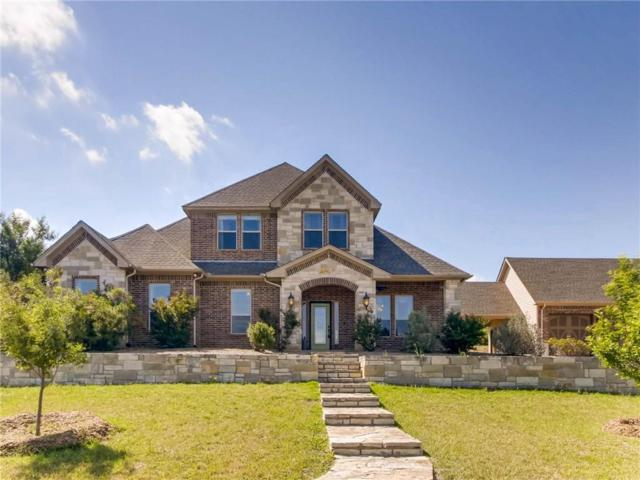 607 Lantana Drive, Granbury, TX 76049 (MLS #13833760) :: Team Hodnett