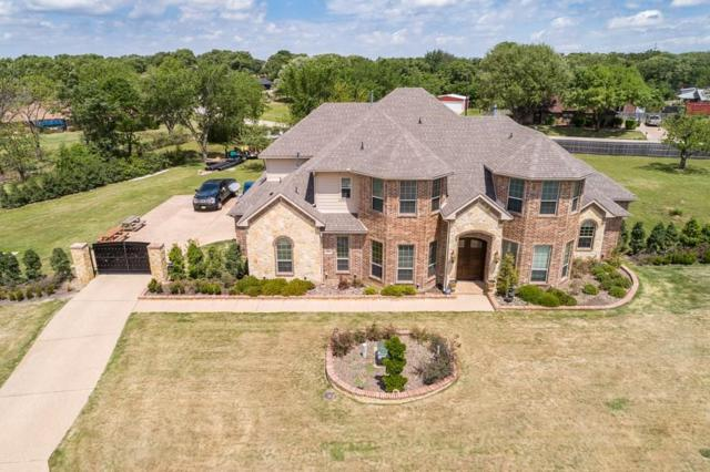 3839 Canyon Pass Trail, Burleson, TX 76028 (MLS #13834198) :: The Mitchell Group