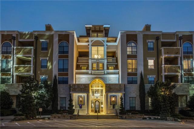 8616 Turtle Creek Boulevard #414, Dallas, TX 75225 (MLS #13834396) :: Magnolia Realty