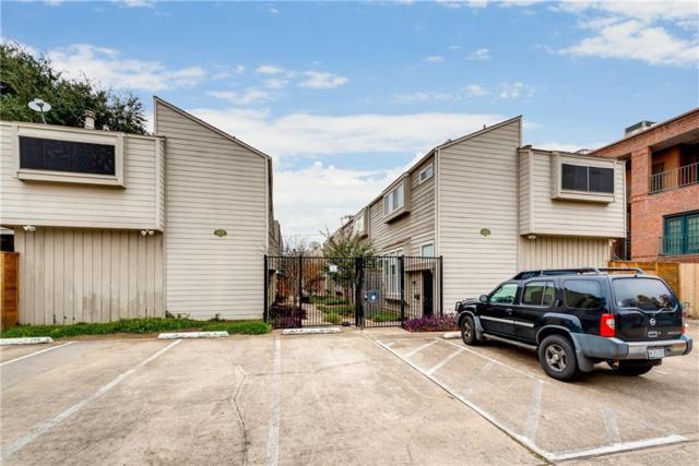 4006 Holland Avenue A, Dallas, TX 75219 (MLS #13834469) :: Baldree Home Team