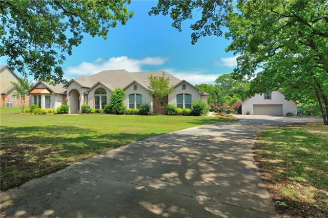135 Coldwater Creek Lane, Weatherford, TX 76088 (MLS #13835561) :: Team Hodnett