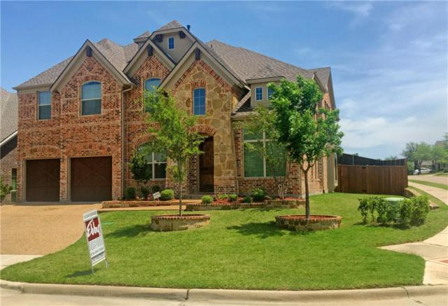317 Gentle Creek Drive, Mckinney, TX 75070 (MLS #13835817) :: RE/MAX Landmark