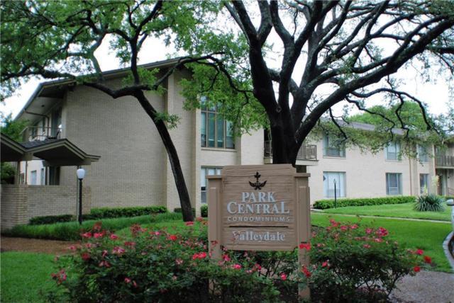 11144 Valleydale Drive A, Dallas, TX 75230 (MLS #13836307) :: Baldree Home Team