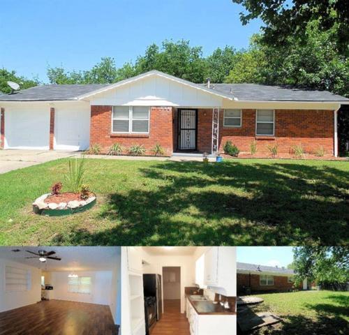 6617 Alma Street, Forest Hill, TX 76140 (MLS #13836346) :: Team Hodnett