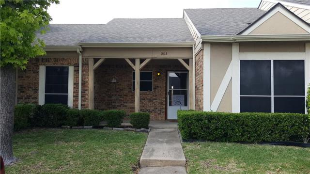3801 14th Street 303-C, Plano, TX 75074 (MLS #13837226) :: Magnolia Realty