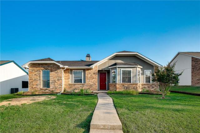 5833 Turner Street, The Colony, TX 75056 (MLS #13838593) :: Baldree Home Team