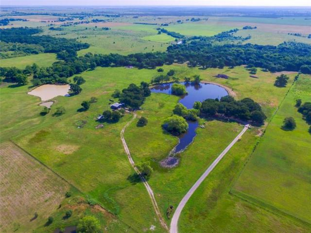 12877 Foutch Road, Pilot Point, TX 76258 (MLS #13838723) :: RE/MAX Town & Country