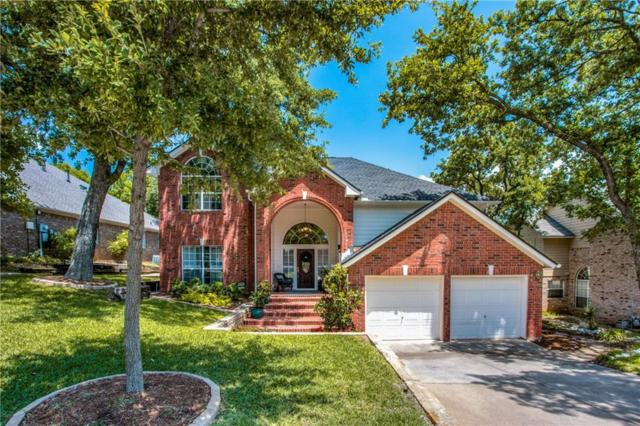 2623 Creekside Way, Highland Village, TX 75077 (MLS #13838861) :: Team Tiller