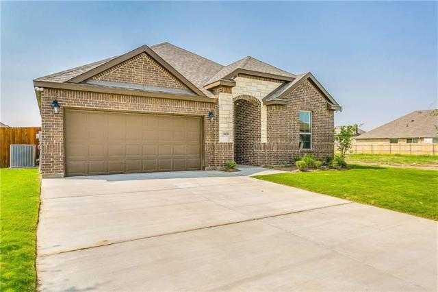 1420 Champ Way, Crowley, TX 76036 (MLS #13839361) :: The Mitchell Group