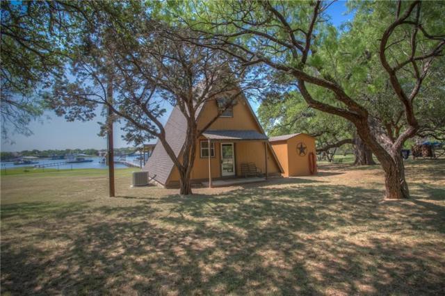 1006 Possum Point, Possum Kingdom Lake, TX 76449 (MLS #13839612) :: Robbins Real Estate Group