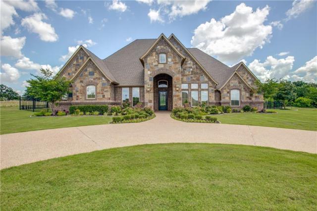 10500 Legacy Estates Drive, Burleson, TX 76028 (MLS #13839822) :: Team Hodnett
