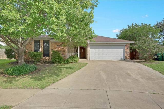 7800 Mallard Lane, Watauga, TX 76148 (MLS #13839928) :: Magnolia Realty