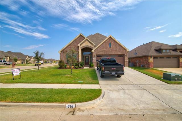 616 Seabourne Drive, Saginaw, TX 76179 (MLS #13840013) :: Team Hodnett