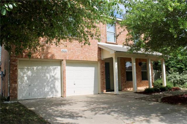 4016 Shiraz Drive, Denton, TX 76226 (MLS #13840272) :: Real Estate By Design