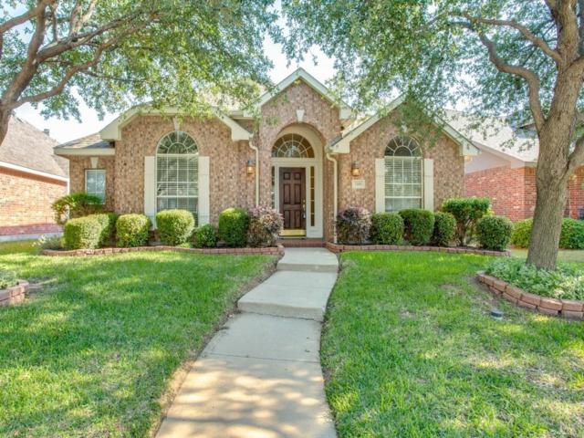 1468 Forest Oaks Court, Frisco, TX 75036 (MLS #13840543) :: RE/MAX Landmark