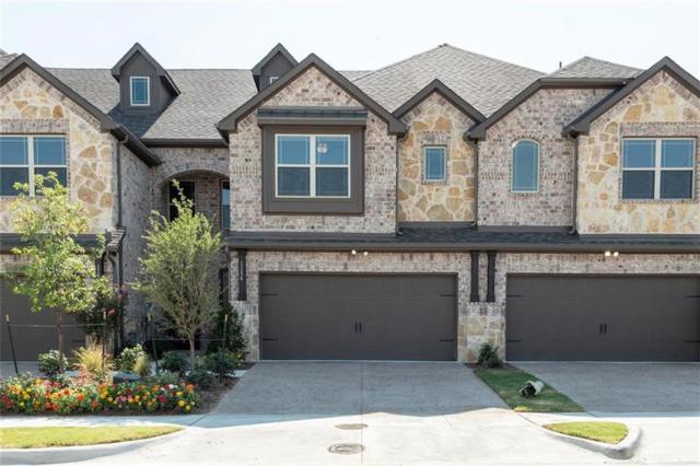 1154 Wiltshire Drive, Allen, TX 75013 (MLS #13840579) :: Team Tiller