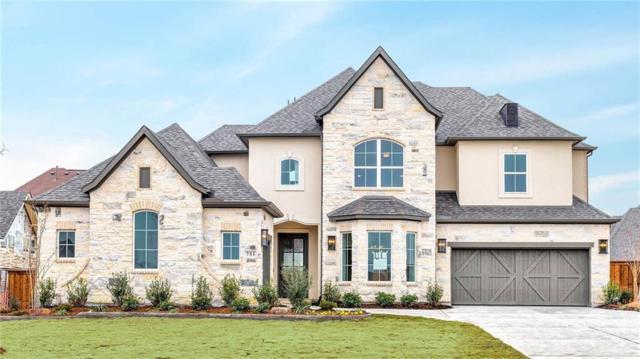 751 Ivy Glen Court, Prosper, TX 75078 (MLS #13840675) :: Kimberly Davis & Associates
