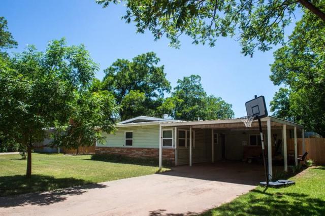 800 Amherst Drive, Abilene, TX 79603 (MLS #13840851) :: Team Hodnett