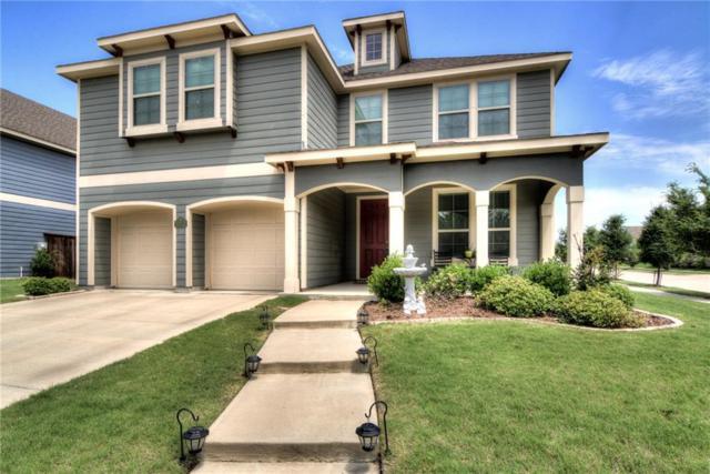 857 Caudle Lane, Savannah, TX 76227 (MLS #13841089) :: Magnolia Realty