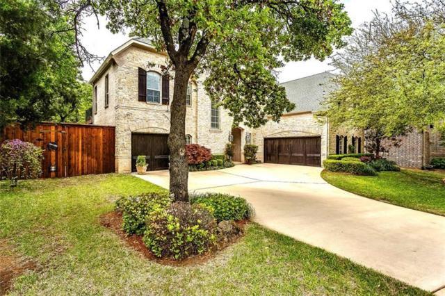 3329 Mayfair Lane, Highland Village, TX 75077 (MLS #13841333) :: Team Tiller